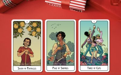 Tarot Reading for the Ninth Day of Yule 2020