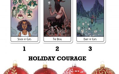 Tarot Reading for the Tenth Day of Yule 2020