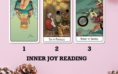 Tarot Reading for the Eleventh Day of Yule 2020