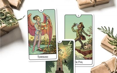 Tarot Reading for the Third Day of Yule 2020