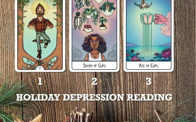 Tarot Reading for the Sixth Day of Yule 2020
