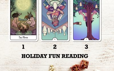 Tarot Reading for the Seventh Day of Yule 2020