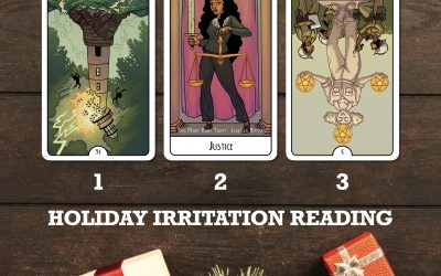 Tarot Reading for the Eighth Day of Yule