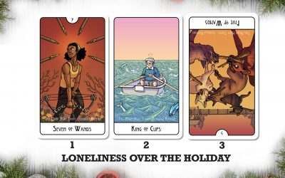 Tarot Reading for the Fourth Day of Yule 2020