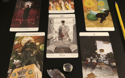 The Advantages of a Zoom Tarot Reading: Tarot Readings During COVID